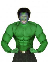 Overdel grønt muskelbundt voksen