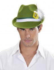 Hat bayersk grøn til voksne