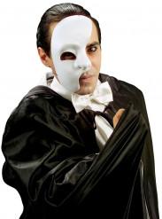 Fantom halvmaske voksen Halloween