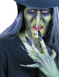 Sorte fakenegle voksen Halloween