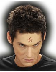 Fakesår pentagram Halloween