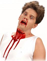 Fakesår hals Halloween