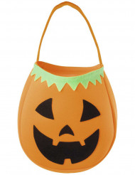 Græskartaske barn Halloween