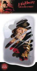 Dekoration tåget spejl Freddy Krueger ™