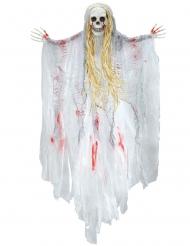 Dekoration blodigt spøgelse Halloween
