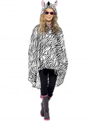 Zebra ponchotil voksne