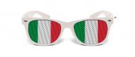 Sjove hvide briller Italien