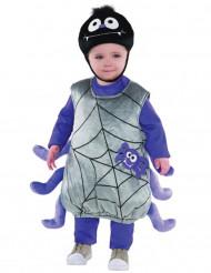 Edderkoppekostume Halloween børn
