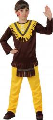 Kostume indianerkriger til drenge
