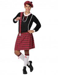 Kostume skotsk inspireret herre