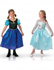 Kostume duo Anna og Elsa Frost™ til piger