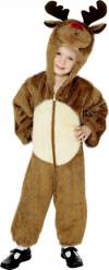 Kostume lille rensdyr til børn jul