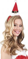 Mini-nissehue på hårbøgle til kvinder