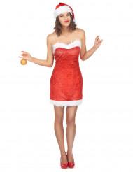 Sexet julemorkostume til kvinder