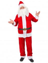 Kostume Julemand super luksus til mænd