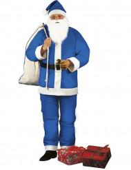 Kostume julemand blå til mænd