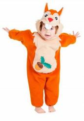 Udklædning egern baby