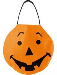 Græskartaske til Halloween