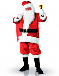 Luksus julemandskostume til voksne