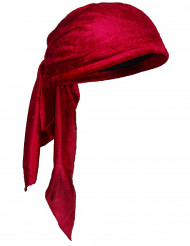 Rød bandana voksen
