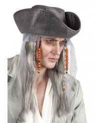 Grå piratparyk voksen