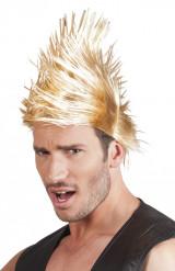 Blond punkparyk voksen