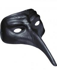 Maske med lang næse til voksne