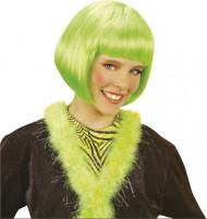 Kort grøn cabaretparyk børn