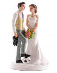 Kagefigur til bryllup