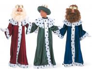 Hellige tre konger - gruppekostume til børn