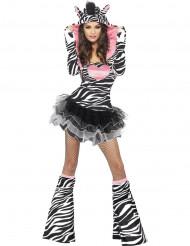 Lækker zebra dragt til kvinder