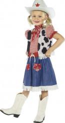 Udklædningsdragt Cowgirl Barn
