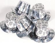Nytårshatte i sølv
