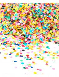 Konfetti 100 gr multifarvet