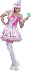 Cupcake kostume damestørrelse