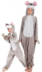 Kostume mus far og barn