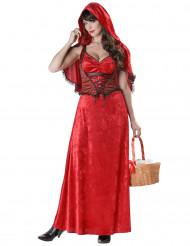 Kostume Rødhætte til voksne