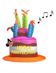 Fødselsdagshat med musik