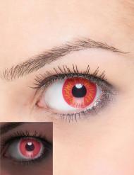 Kontaktlinser fantasy UV ild voksen