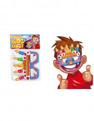 Pakke med 6 briller til fødselsdag til børn