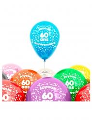 Pakke med 8 balloner