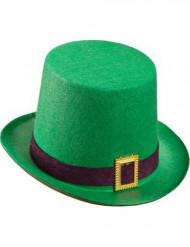 Hat høj grøn Skt. Patricks dag
