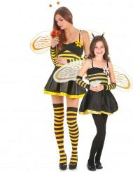 Par kostume bier mor og datter