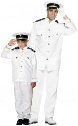 Par kostume Søofficer til far og søn