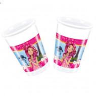 8 Plastikkrus med Mia og Mig™