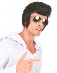 Rocken mand - Rockstjerne paryk til voksne