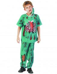 Kostume læge zombie til børn