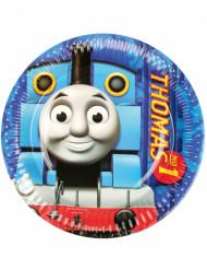 8 Paptallerkener med Thomas og vennerne™