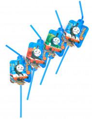 8 Sugerør med Thomas og vennerne™