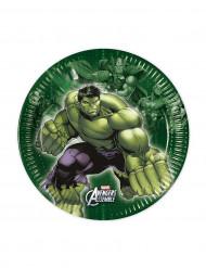 Små tallerkener 8 stk Avengers™